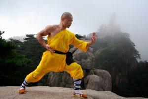 Qi Gong disciple
